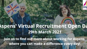 Join our Virtual Recruitment Day -  Mon 29 March