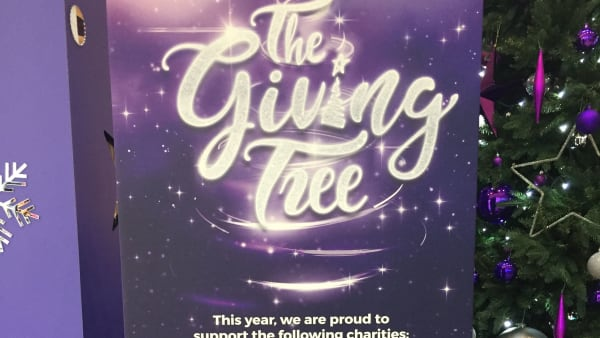 Thank You for Giving Tree Gifts!